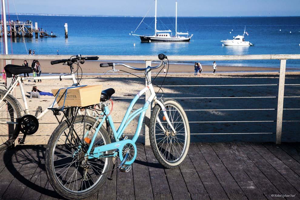 Au bord de la mer à Noirmoutier à partir de nos gîtes ou chambres d'hôtes.