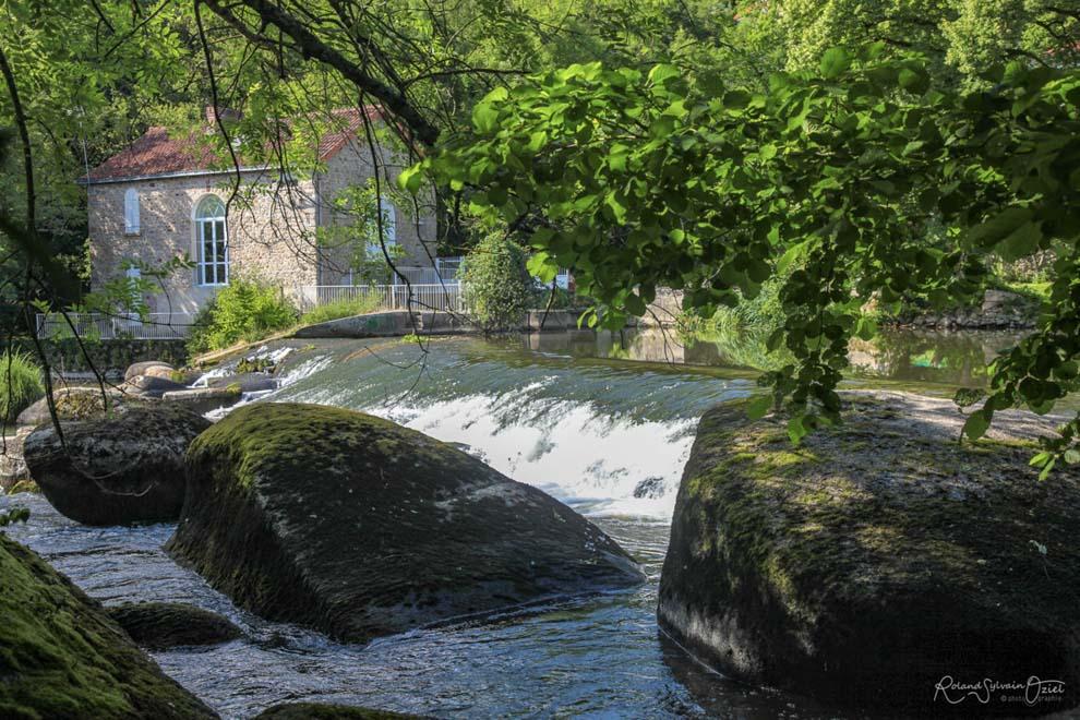 Un ancien moulin à eau
