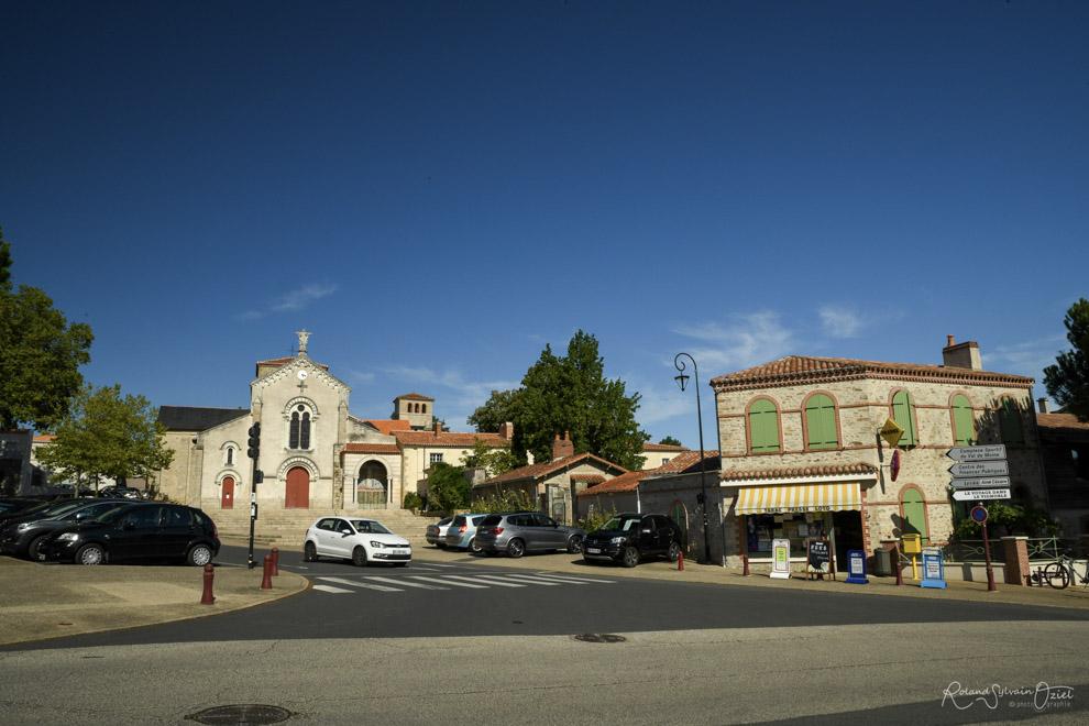 Les édifices et patrimoine de la ville de clisson