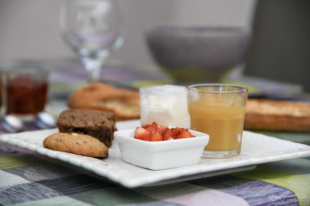 Chambres d'hôtes 2 à 3 personnes autour du Puy du Fou avec petit déjeuner