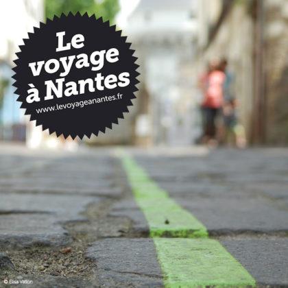 Le Voyage à Nantes à découvrir à partir des gîtes et chambres d'hôtes de la Maison d'Olivier