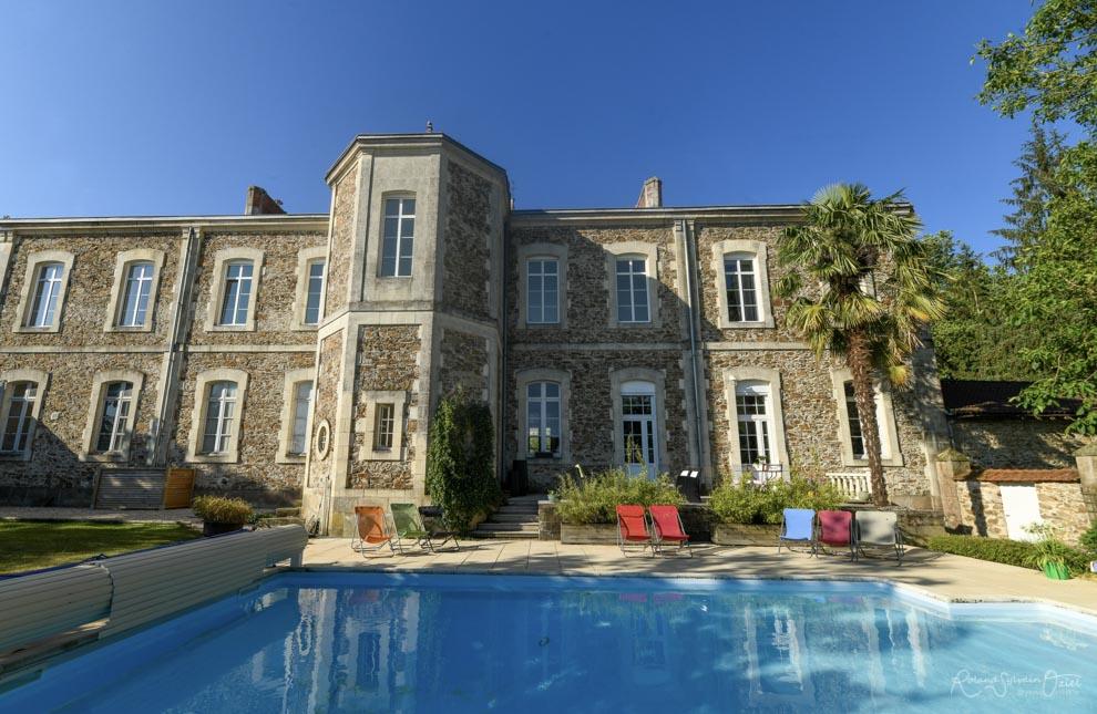 Gîtes et chambres d'hôtes en Vendée avec piscine chauffée