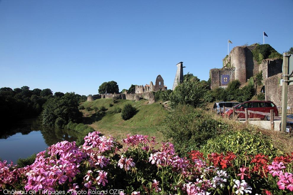 Le Château de Tiffauges