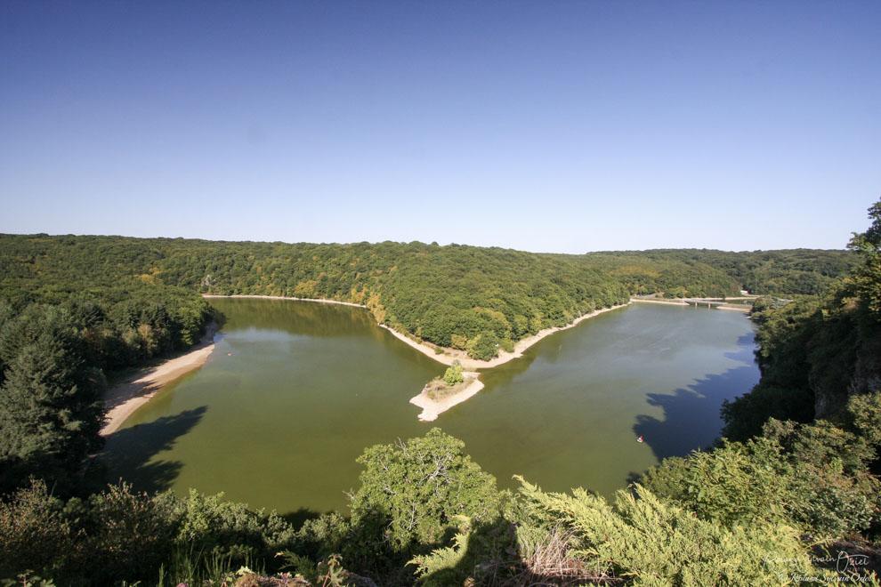 Photo du lac de mervent