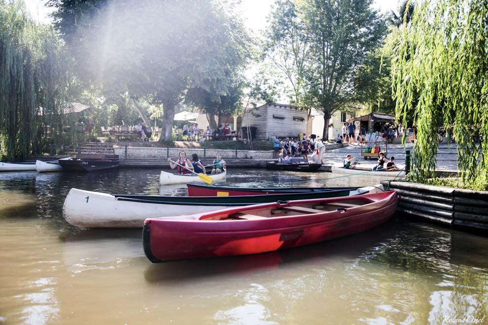 Le Port du Mazeau embarcadère de la Venise verte, à partir d'un séjour en nos gîtes ou chambres d'hôtes