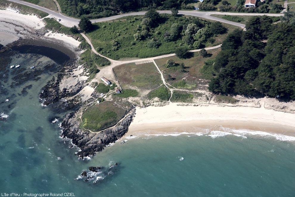 Paysages de l'Ile d'Yeu une visite organisée à partir de votre séjour en gîte ou chambre d'hôtes